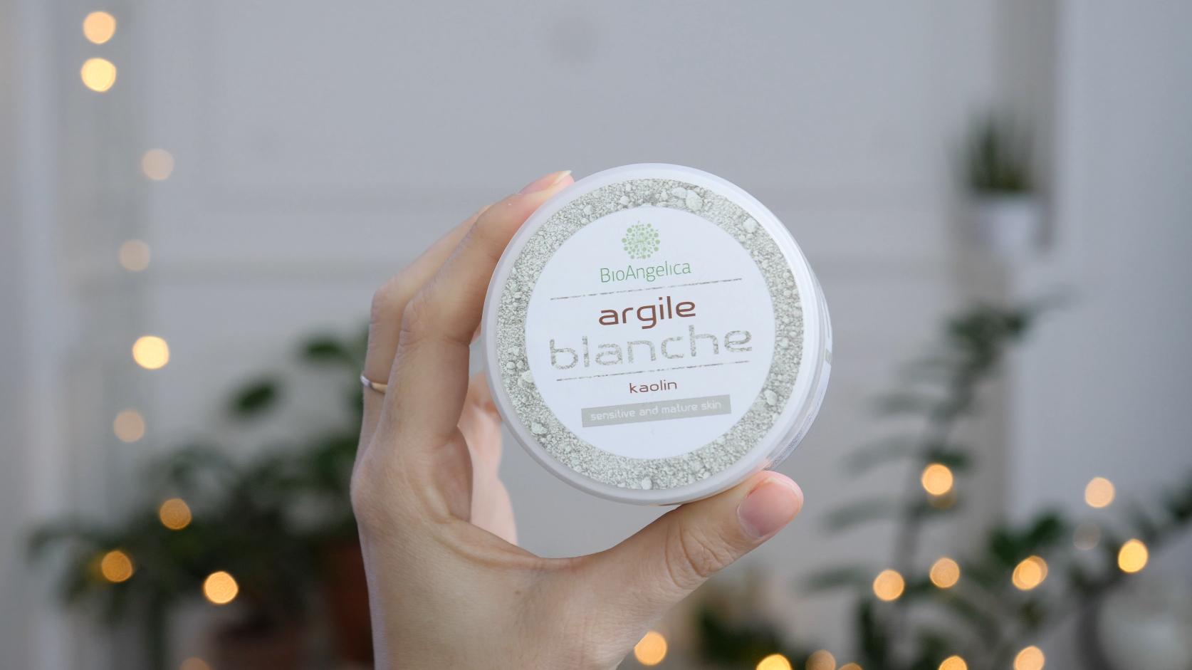 produits naturels favoris argile blanche bioangelina