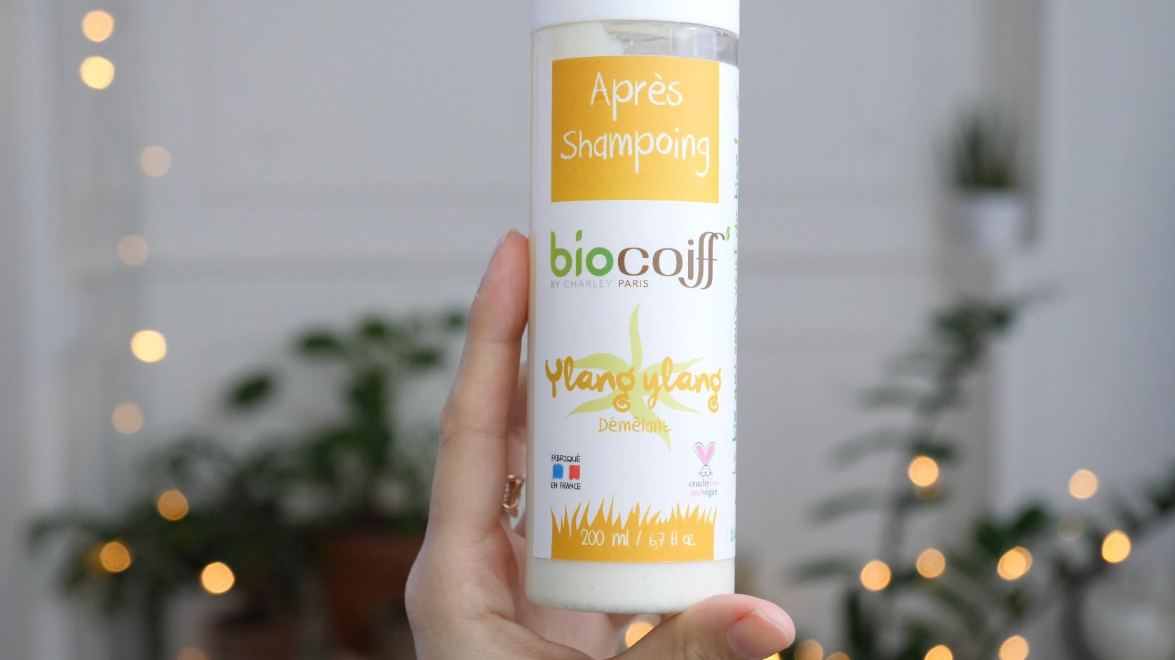 produits naturels favoris biocoiff ylang ylang