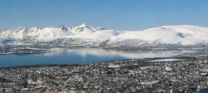 Tromso partir idée voyage paysage