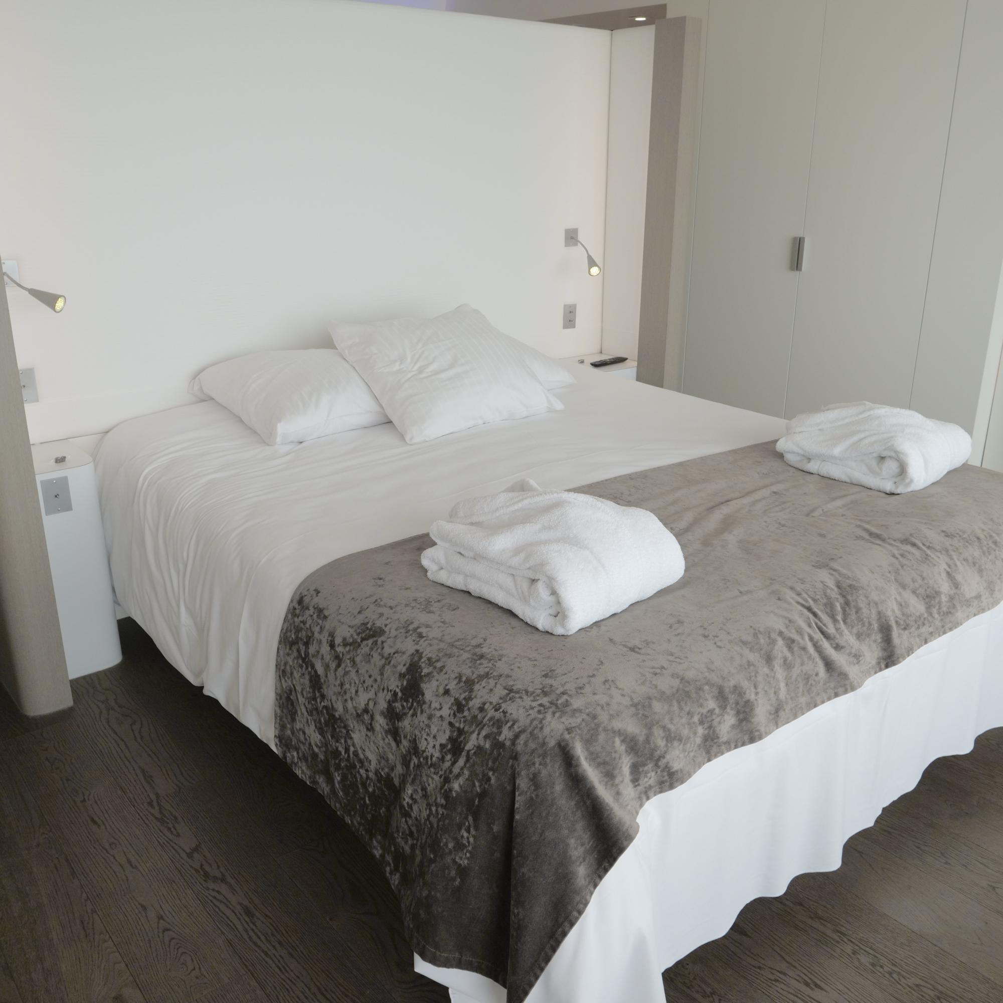 Saint Malo Bretagne petit bé hôtel Océania