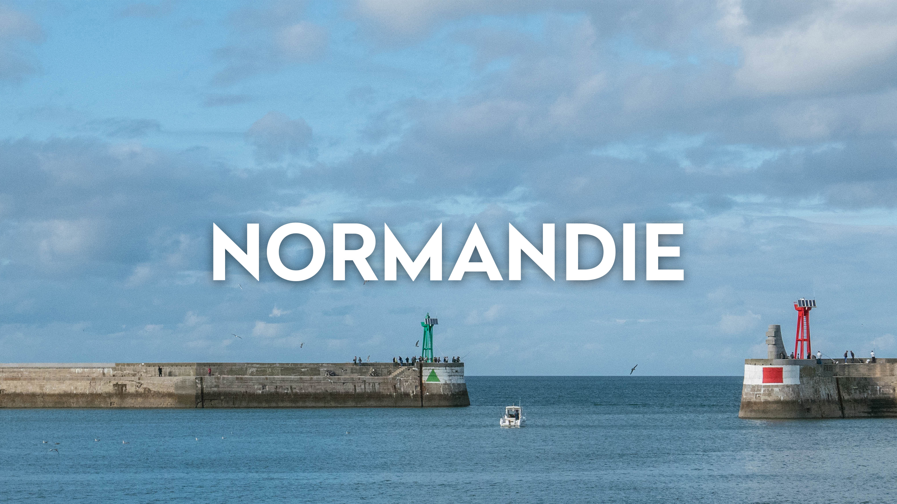 visiter normandie