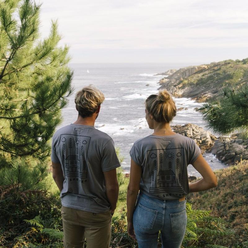 Hopaal vêtements design recyclés français idées cadeau écolo et éthiques