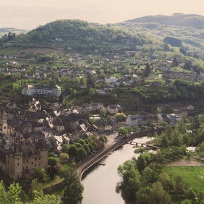 Entraygues-sur-Truyère Aveyron world me now