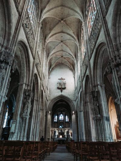 Collégiale Notre Dame Vernon