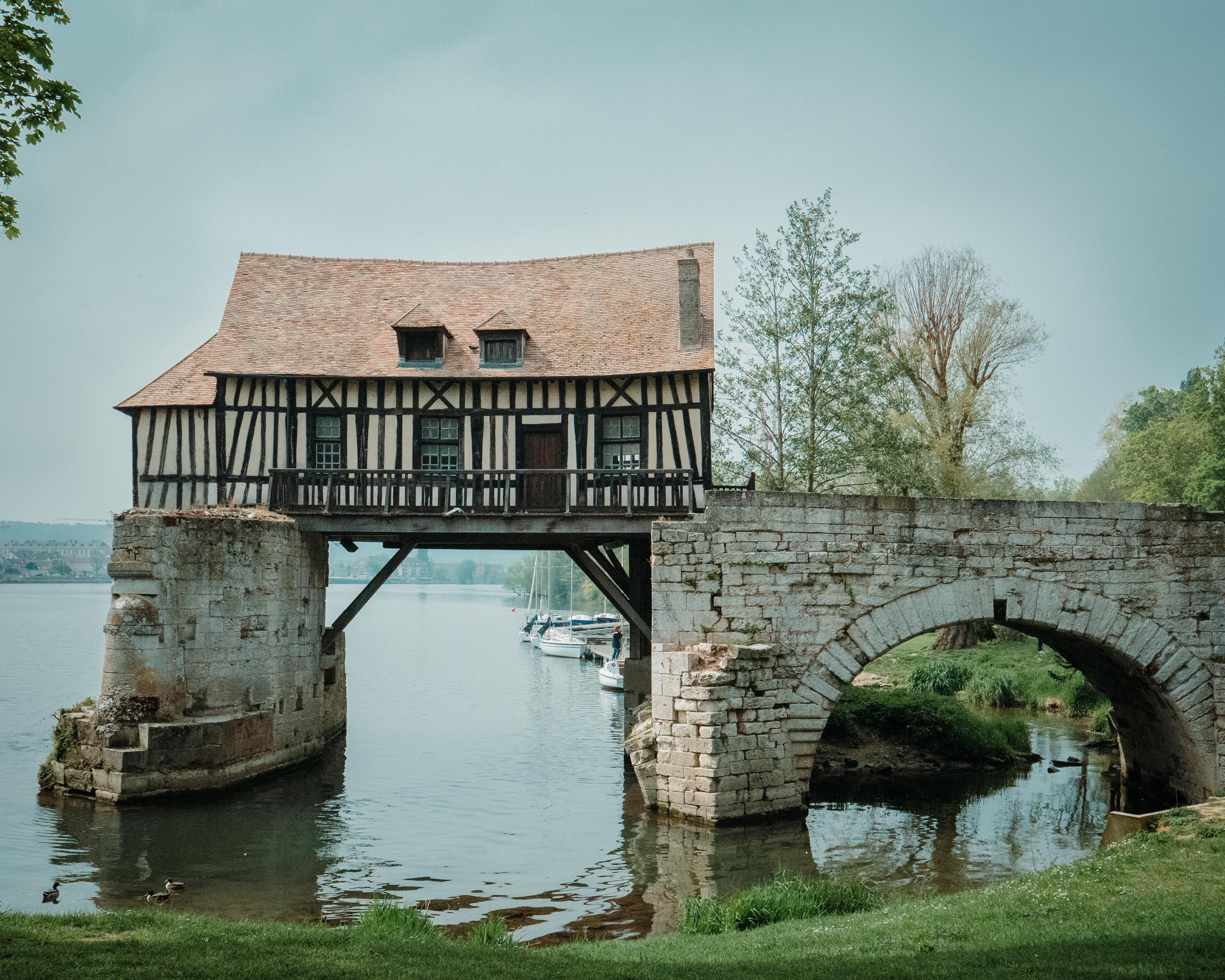 Vieux Pont Vernon Giverny
