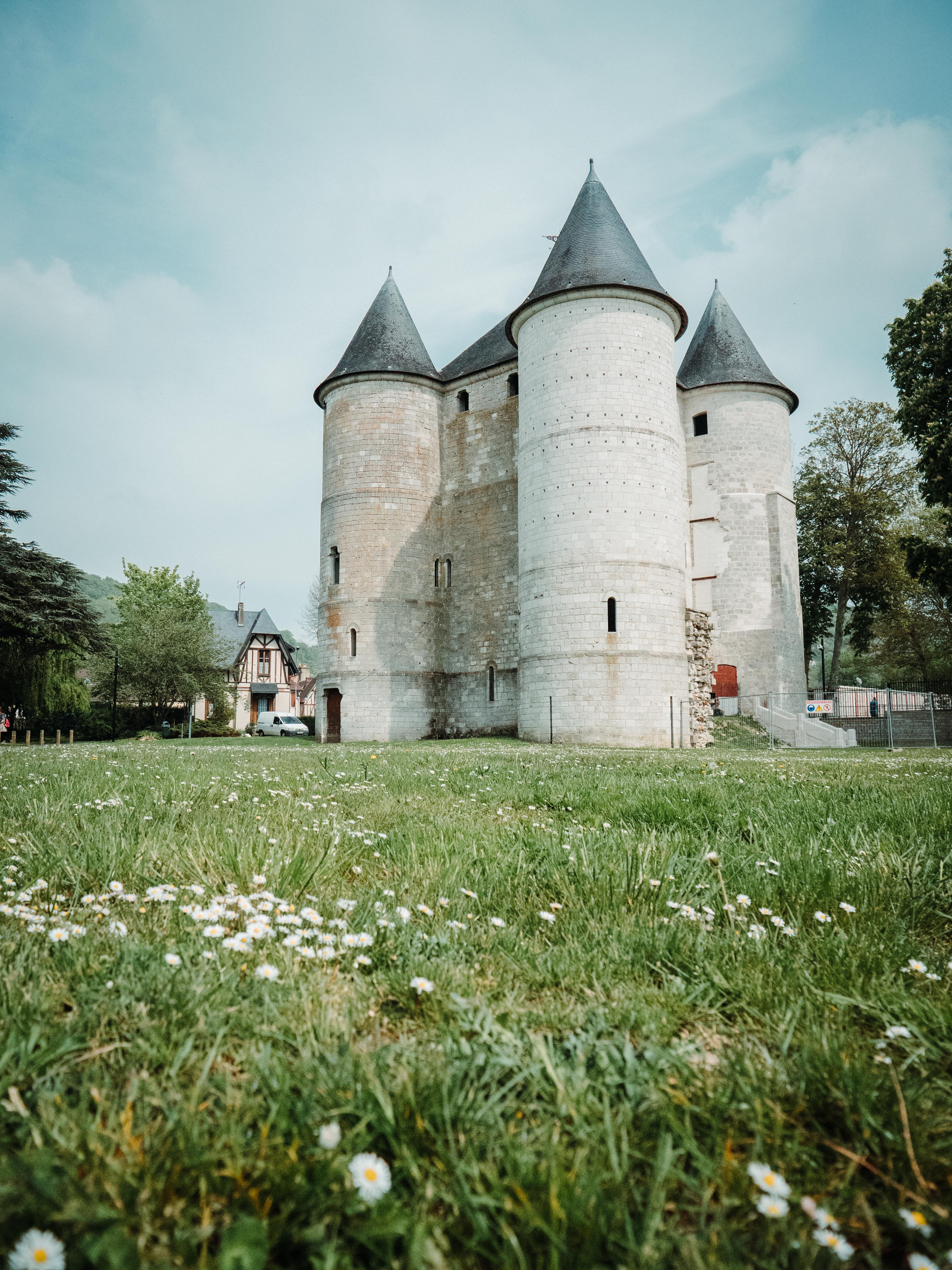 Château des Tourelles Vernon