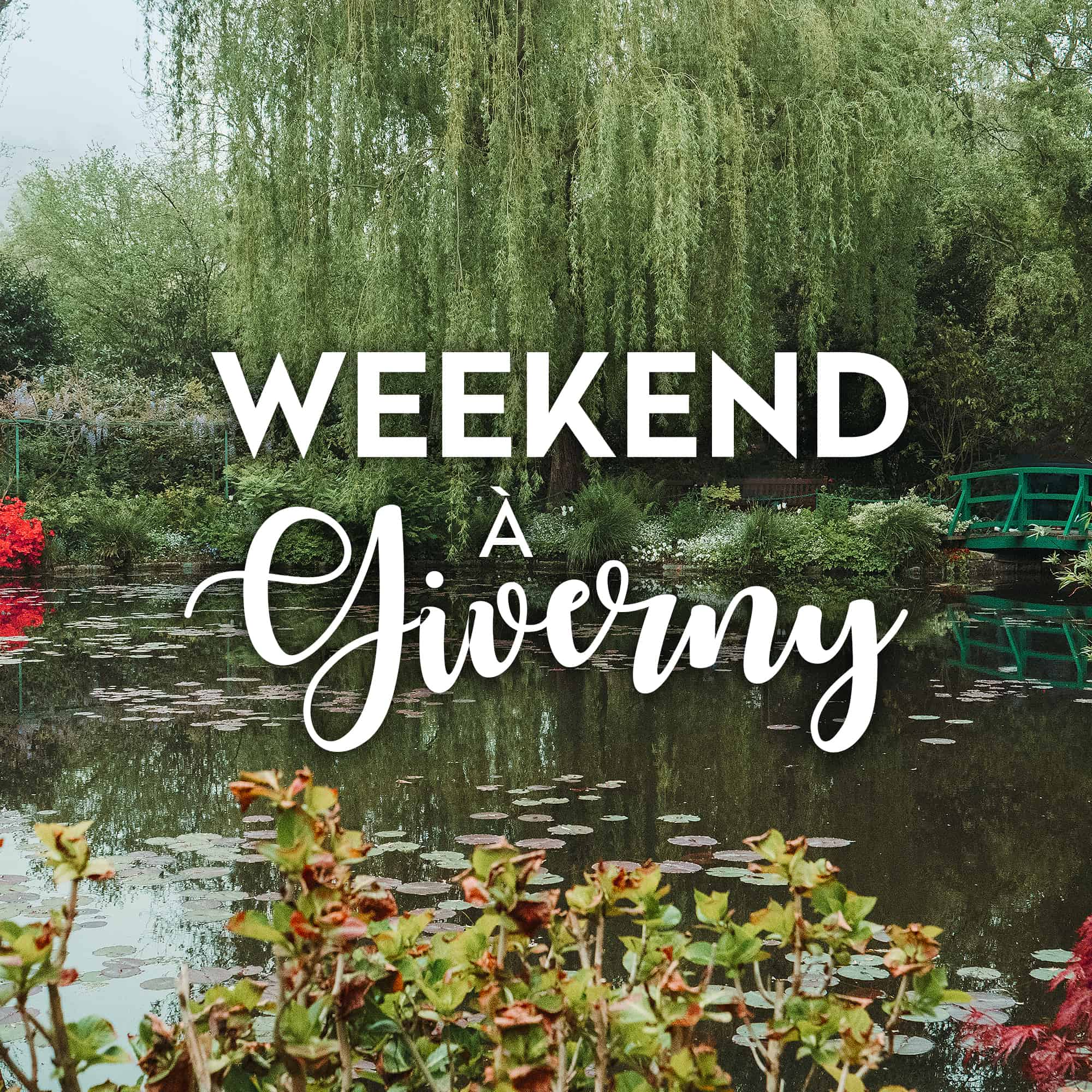 Giverny Eure Claude Monet