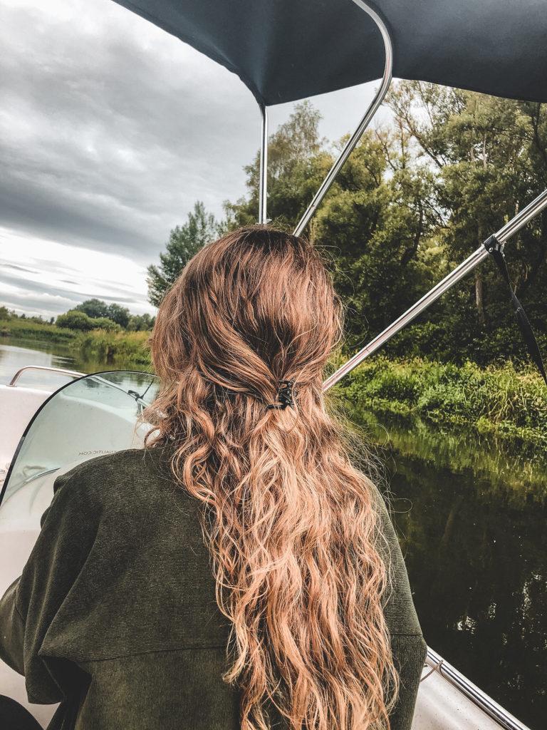 Vallée de Somme bateau électrique Ailly sur somme
